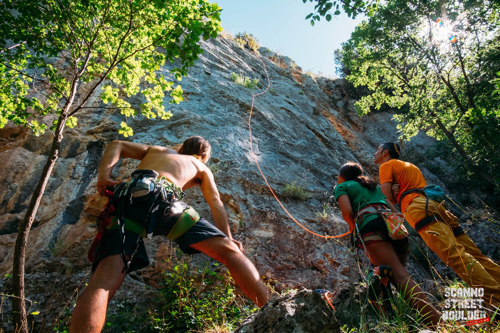 climbing-scanno